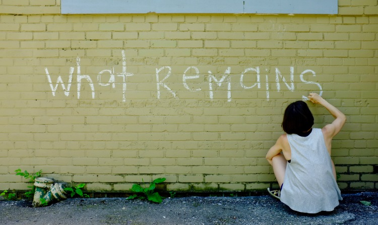 what remains Promo Image